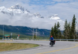 Cycling across Canada
