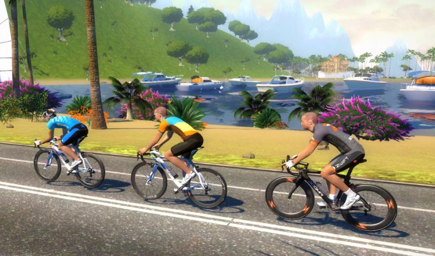 New to Zwift